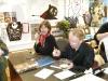 Posy Simmonds & Bryan Talbot sign