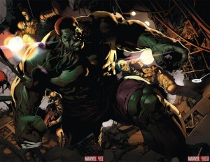 Hulk 1 interior