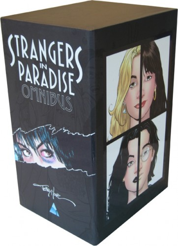 Strangers In Paradise boxed set