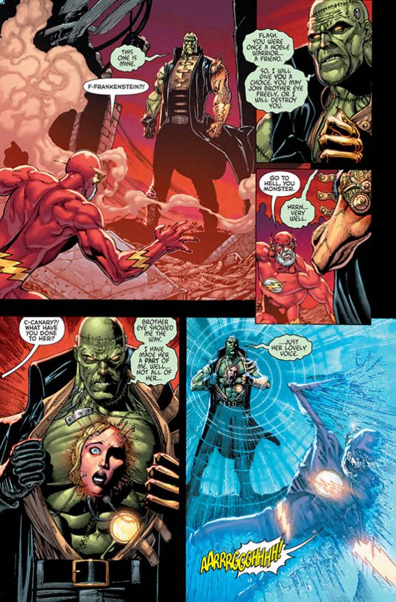 New 52 Hawkman Page 45 Reviews Decemb...