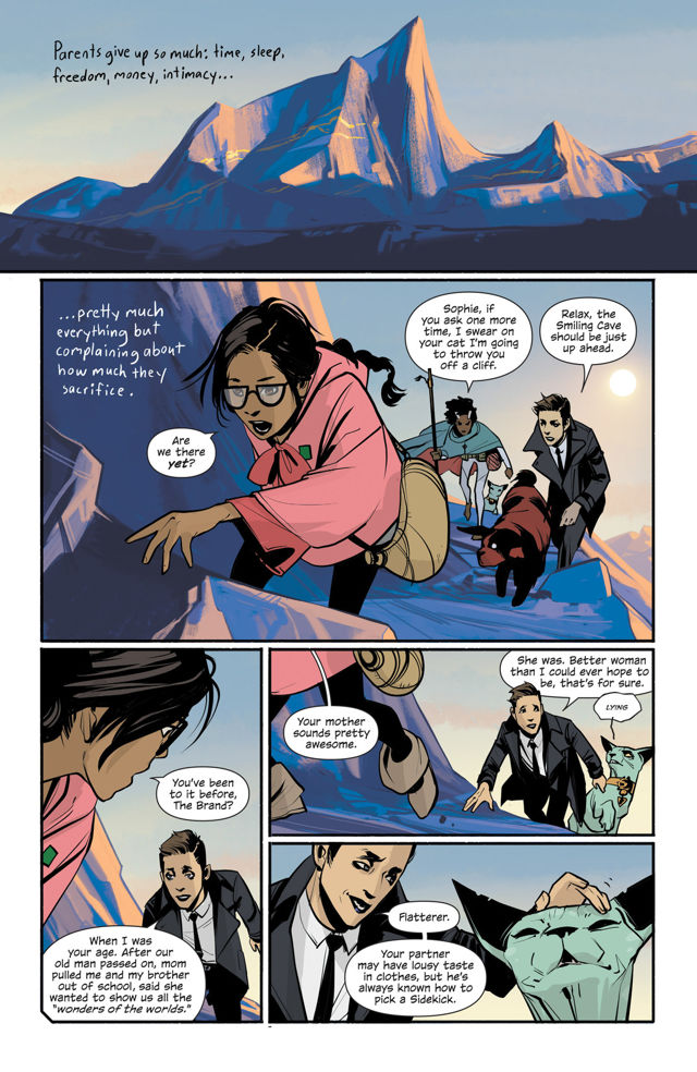 Reviews Archives Page 18 Of 43 Page 45 Comics Graphic Novels