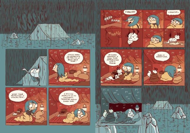 Hilda And The Troll 2