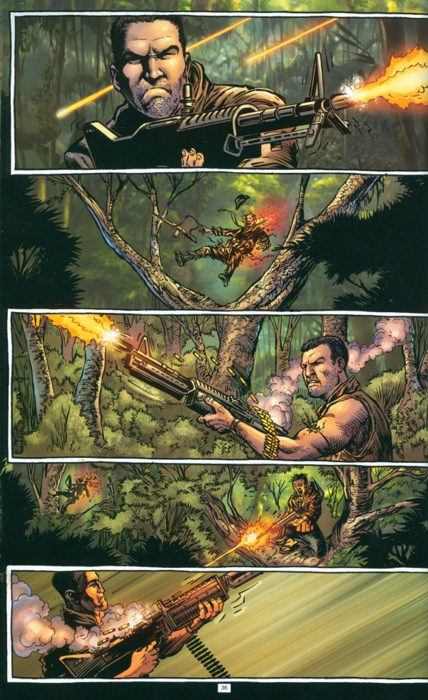 Punisher Max vol 1 1 - Page 45 | Comics & Graphic Novels ...