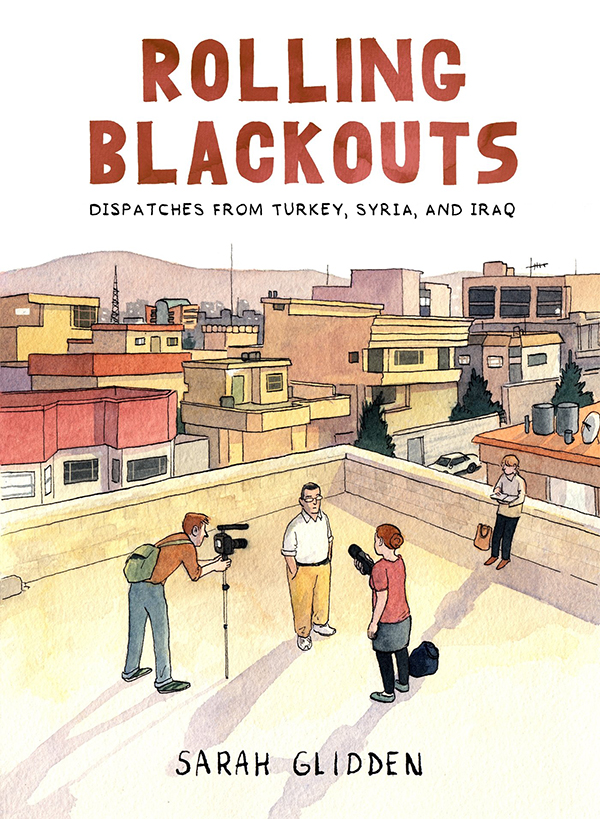 Rolling Blackouts cover