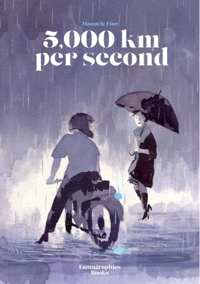 5000 km Per Second cover