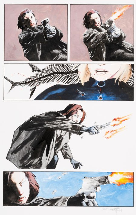 Black Widow The Itsy Bitsy Spider