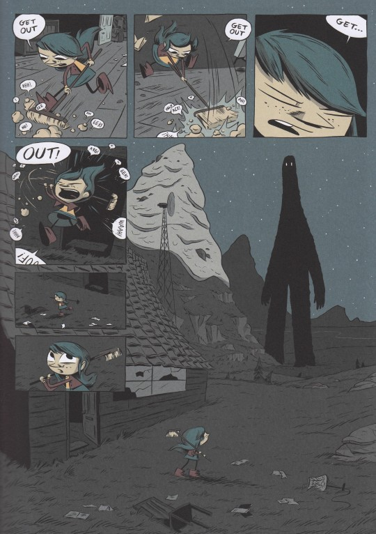 Hilda And The Midnight Giant 0
