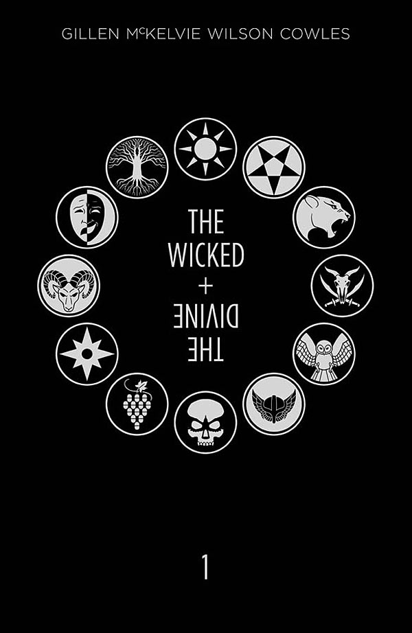 Wicked And Divine vol 3 0