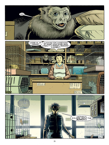 Y The Last Man book 4 2