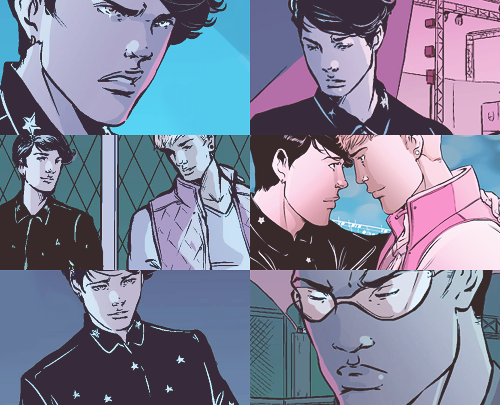 Young Avengers blog