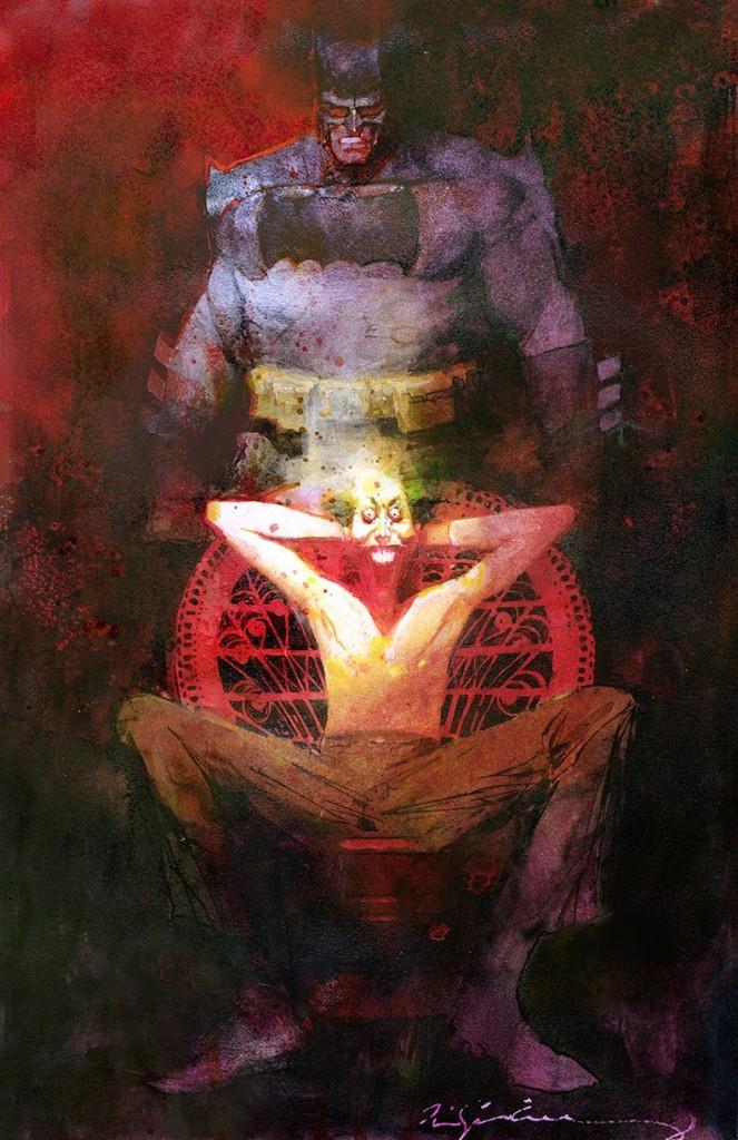 Bill Sienkiewicz stolen art