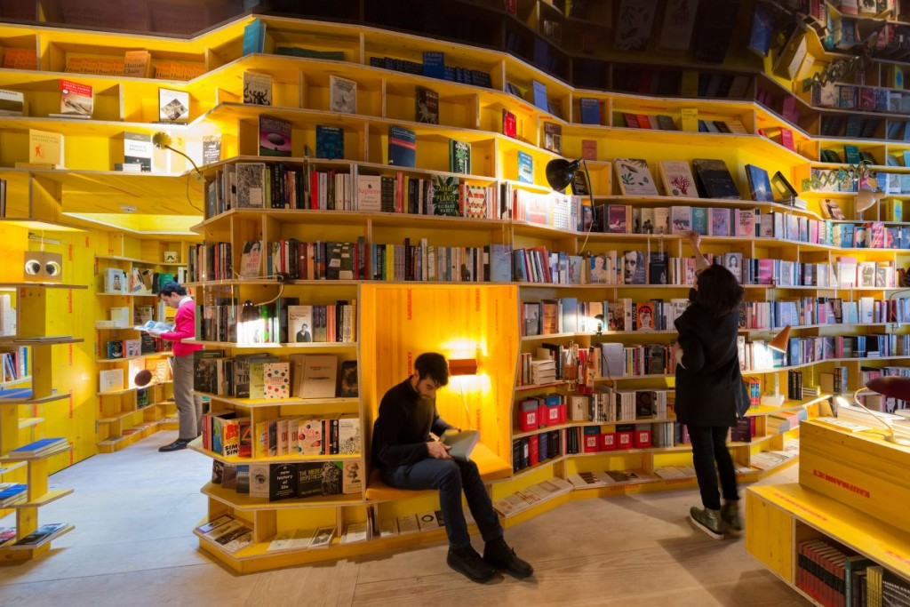Bookshop design