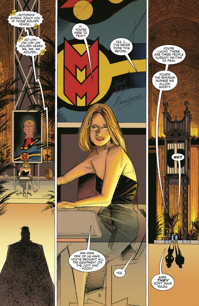 Miracleman Golden Age 2