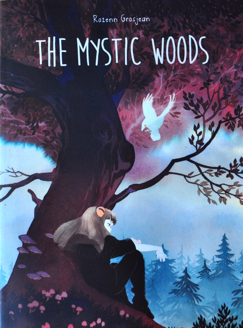 Mystic Woods cover