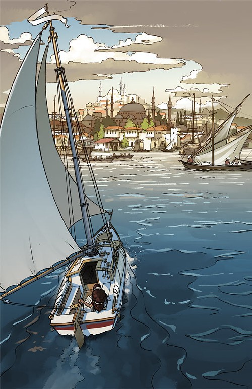 Delilah Dirk Turkish 0