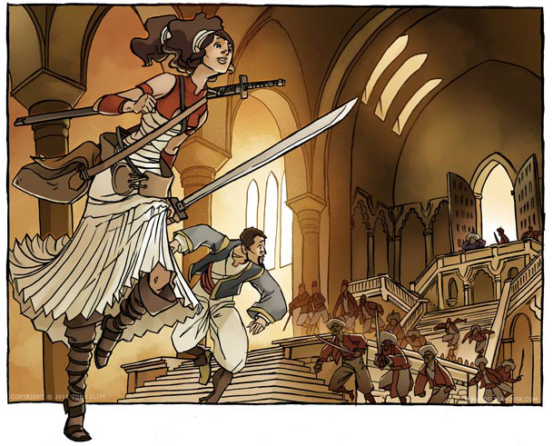 Delilah Dirk Turkish 1b