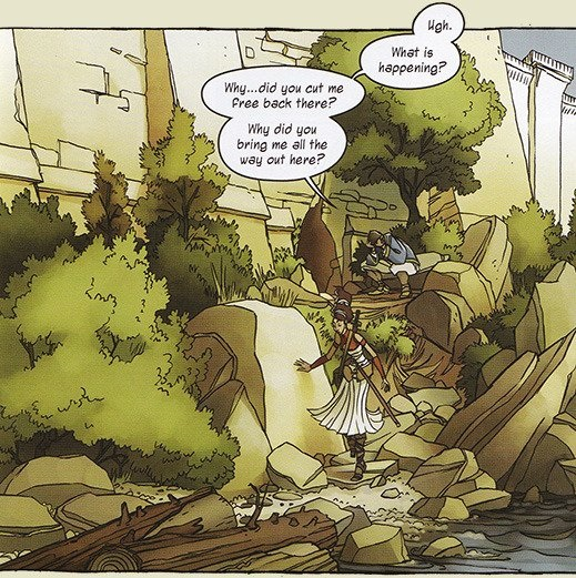 Delilah Dirk Turkish 2