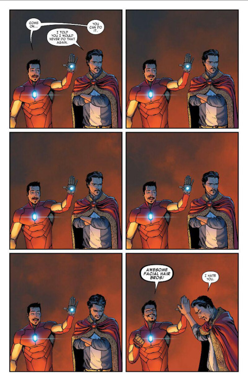 Invincible Iron Man vol 1 3