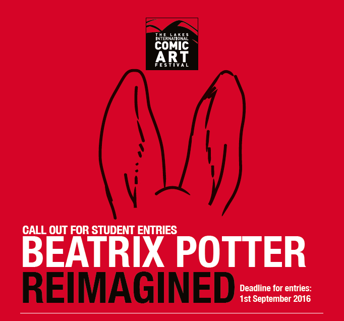LICAF Beatrix Potter Competition