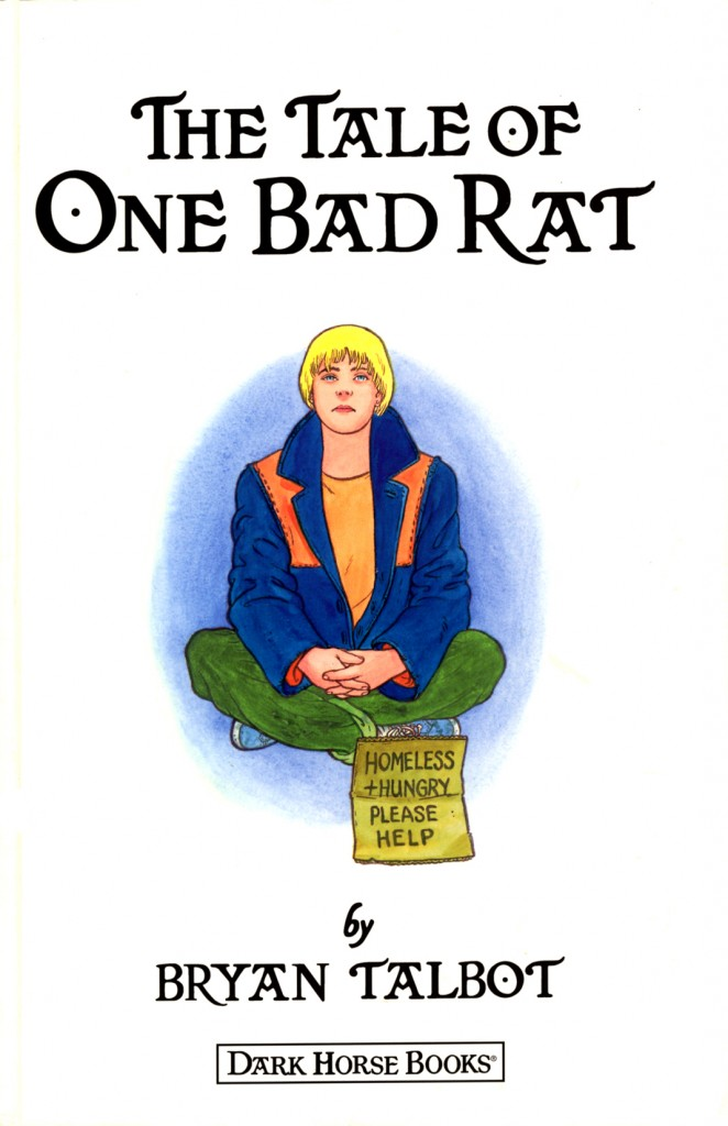 Tale Of One Bad Rat cover