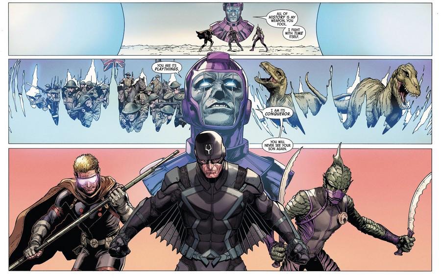 Uncanny Inhumans 3