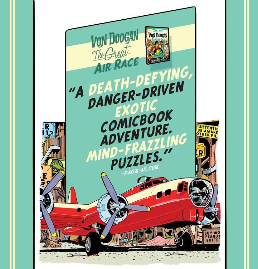Von Doogan Page 45 Billboard