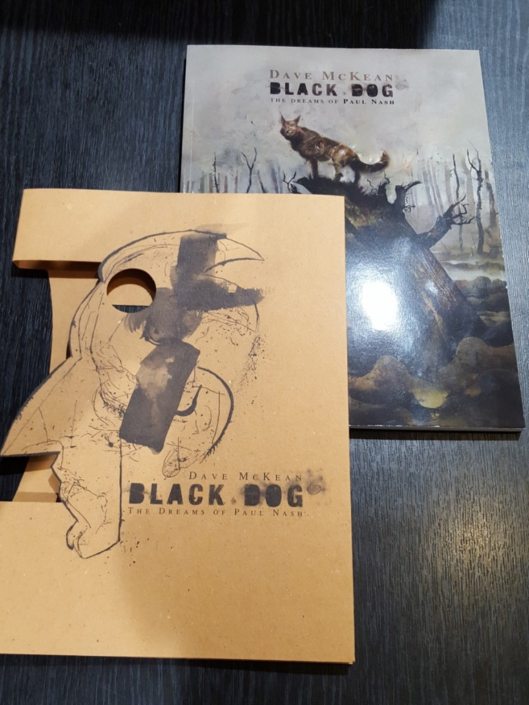 Black Dog cover image photo