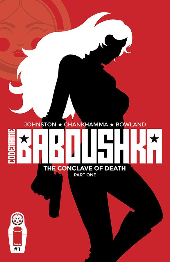 Codename Baboushka cover