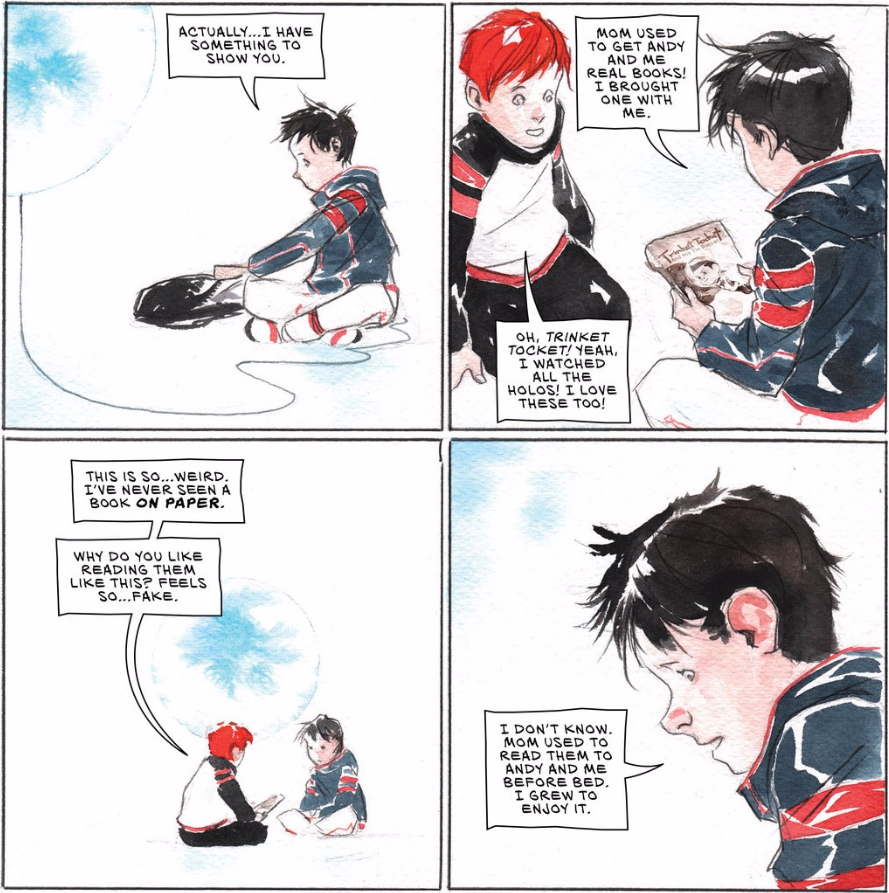 Descender vol 2 0