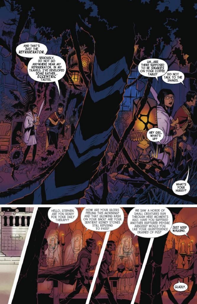Doctor Strange 0