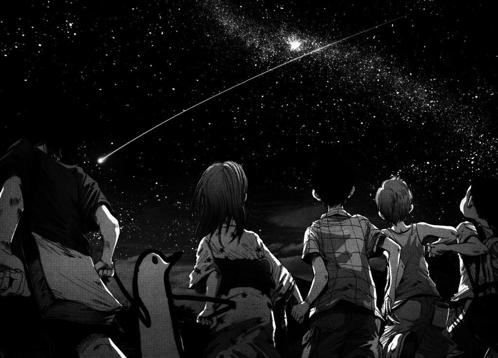 Goodnight Punpun vol 1 6