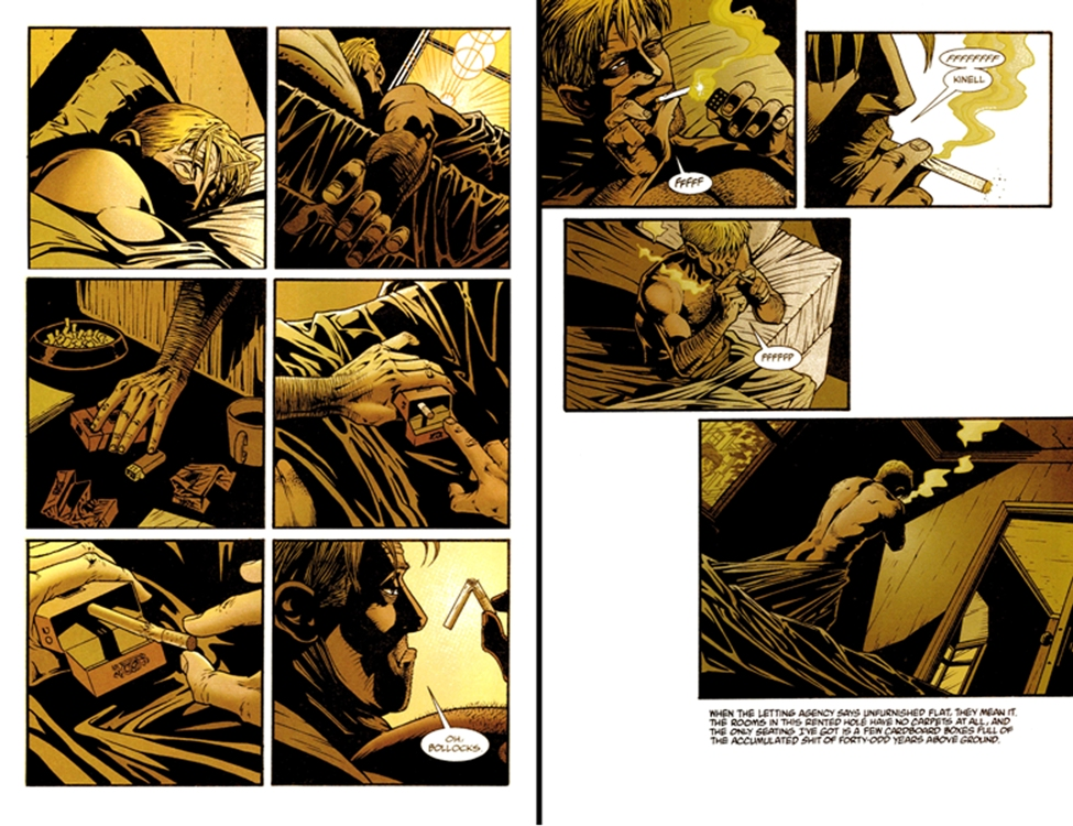 Hellblazer vol 13 1