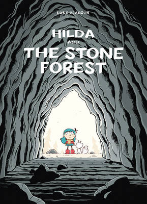 Hilda And The Stone Forest cover