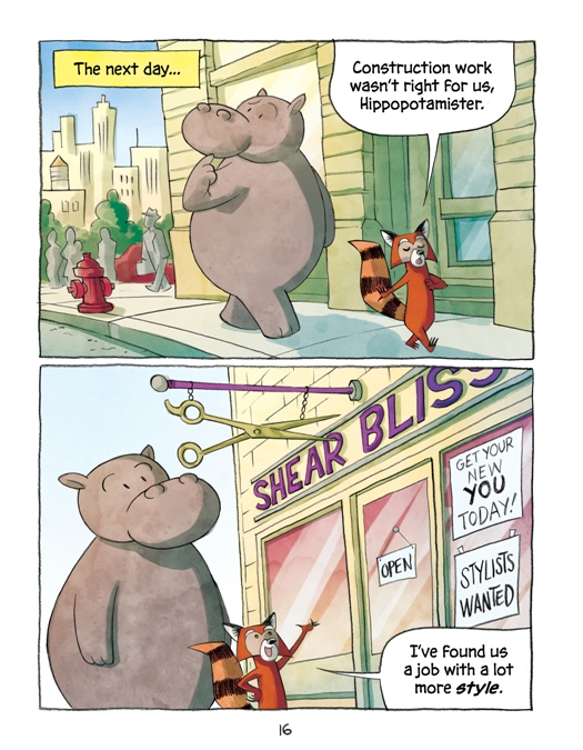 Hippopotamister 2