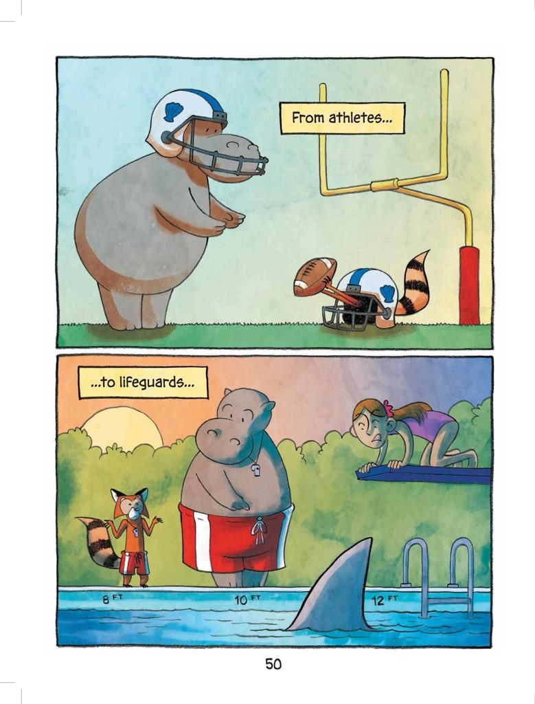 Hippopotamister 4