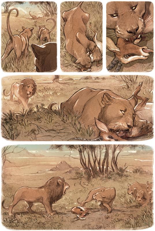 Love Lion 3