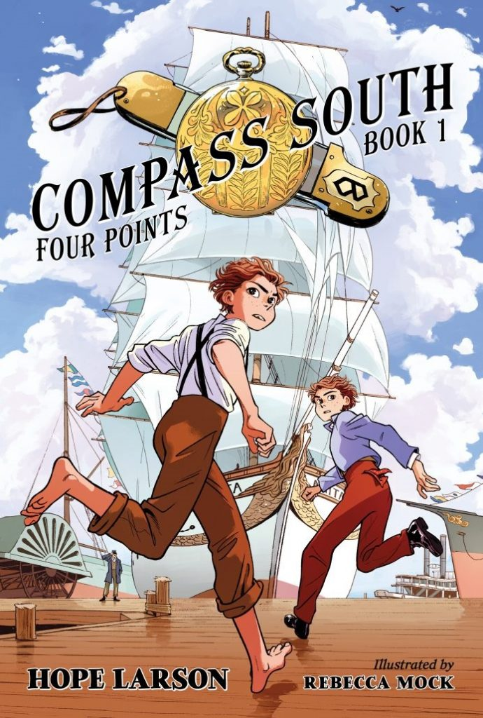 Compass South cover
