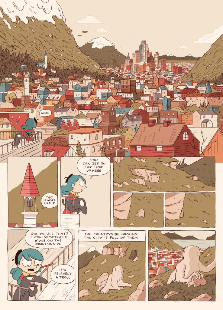 Hilda And The Bird Parade 5
