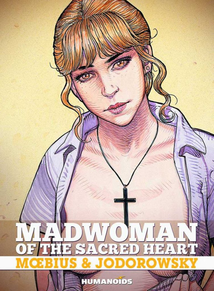 Madwoman cover