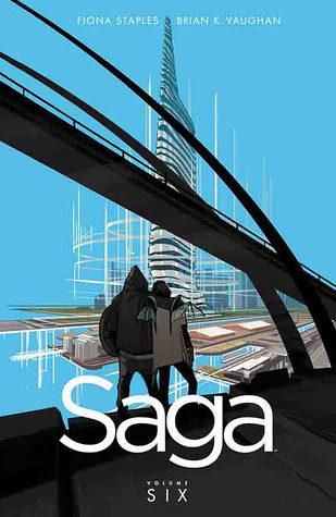 Saga vol 6 cover