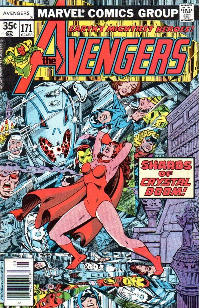 Avengers Korvac Saga 1