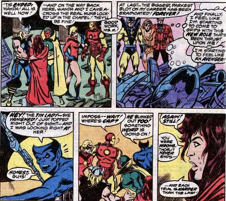 Avengers Korvac Saga 2