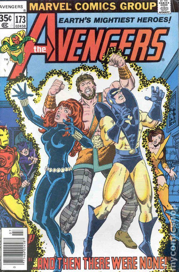 Avengers Korvac Saga 3