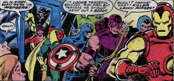 Avengers Korvac Saga 4