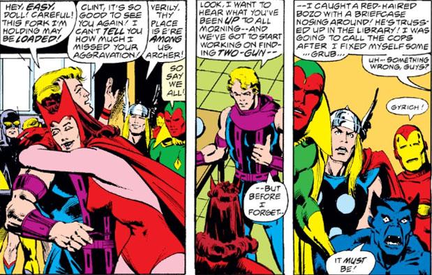 Avengers Korvac Saga 5