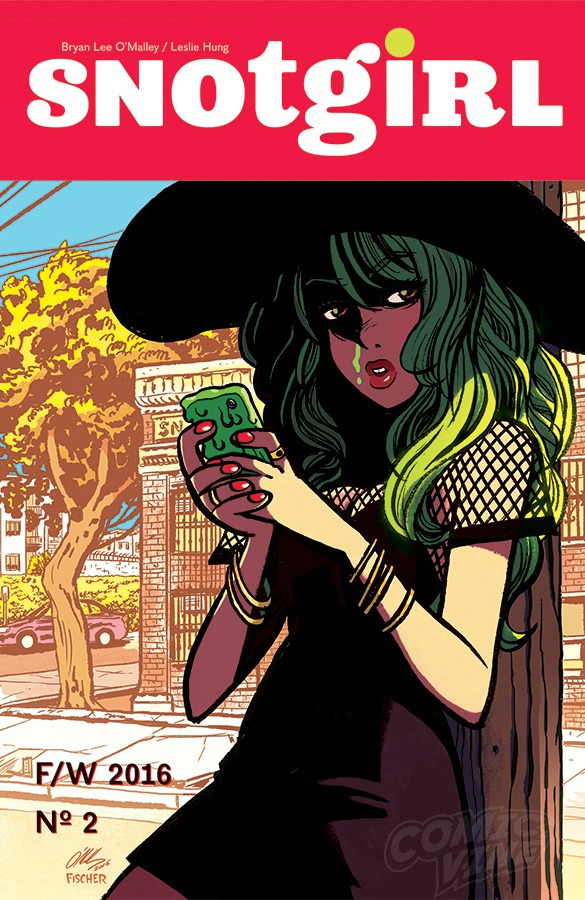 Snotgirl 2 cover