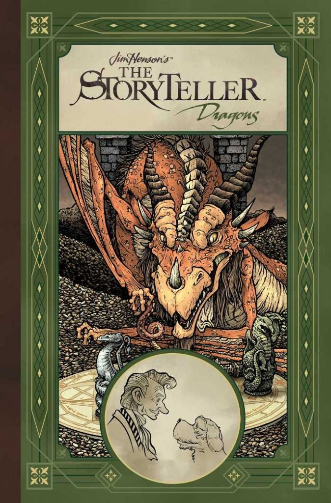 Storyteller Dragons cover