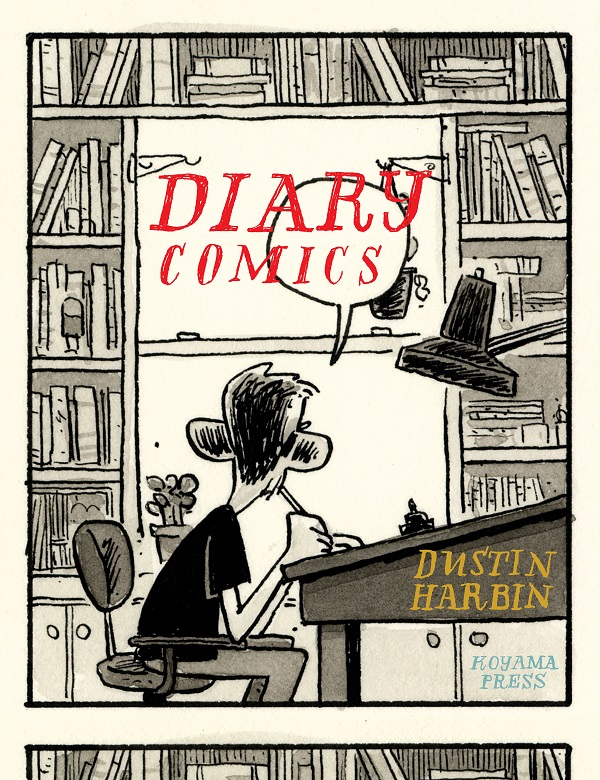 In 2010 I Diary Comics Cover