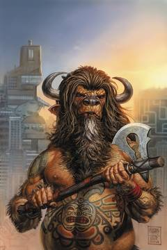 American Gods issue 1 cover
