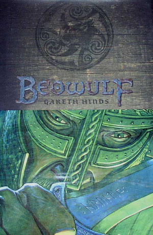 Beowulf Graphic Novel cover